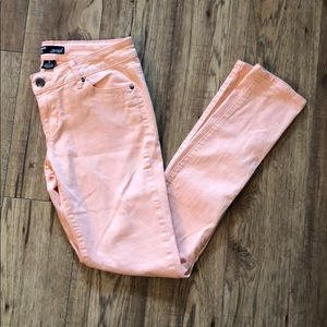 Denim - 🎀2 for $20 - Coral Skinny Jeans